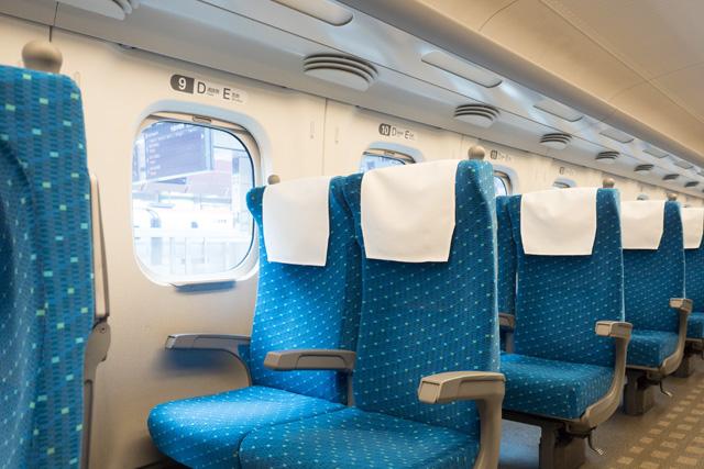 新幹線軽作業